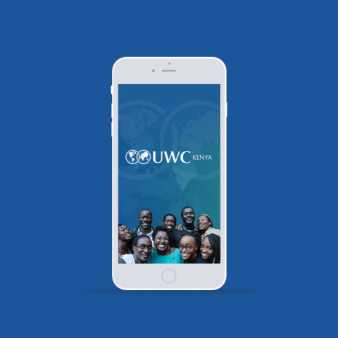 UWC Kenya Website Design